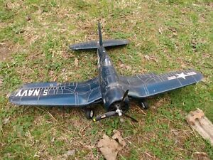 rc airplanes used electric