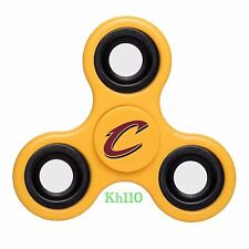 NBA Cleveland Cavaliers Three Way Fidget Hand Spinner- IN STOCK