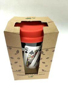 Coffee/Tea New Eco Travel Mug 300ml Saving The World Perfect For Coffee Lovers
