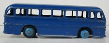Dinky Toys 282 Duple Roadmaster Leyland Royal Tiger Coach Bus, Blue