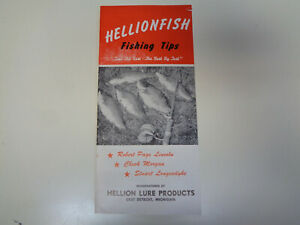 Vintage retro Aiken 1979 fishing tackle guide catalogue fibatube Denton mitchell