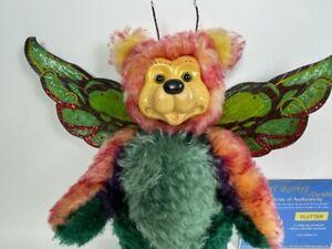 Robert Raikes Flutter Winged Bear numbered 53/1000