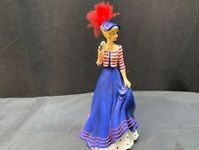 "Hamilton / Thomas Kinkade Figurine ""Broad Stripes & Bright Stars "" ~ 6 1/4"" Tall"