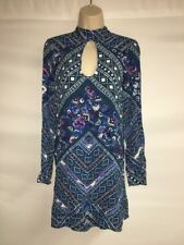 Express Dress Womens Size XS Multi Color NWT $79
