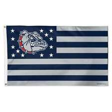 New listing Gonzaga Bulldogs Flag By Wincraft 3' X 5' - Stars and Stripes