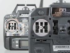 Transmitter Remote Control Stick Shift Gate Guard Plate RC Tamiya Futaba Kyosho
