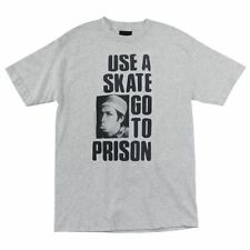 Thrasher Magazine Mark Gonzales Use A Skate Go To Prison Shirt Ash Medium