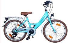 20 Zoll Mädchenfahrrad Kinderfahrrad Fahrrad  6 Gang Shimano Schaltung