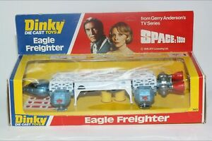 DINKY TOYS 360 SPACE 1999 EAGLE FREIGHTER, Mint in Good Original Box