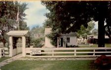 (hn9) West Branch IA: Herbert Hoover Birthplace
