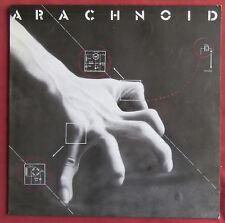 ARACHNOID   LP MUSEA FR  FRENCH PROG EXPERIMENTAL