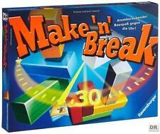 Make 'N' Break-Familienspiele aus Papier