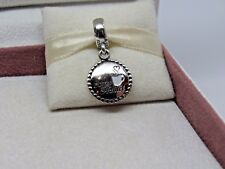 New w/Box Pandora Coffee Addict Dangle Charm ENG791169_44 Love Espresso RETIRING