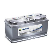 Batterie Camping car Varta LA105 AGM 12V 105AH 950A 840105095 394X175X190mm