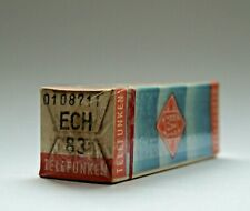 Telefunken ECH83 Valve/Tube New Old Sealed Stock 1 Piece (V32)