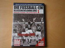 DVD Die Fußball-EM Klassikersammlung Viertelfinale 1972 D-Eng *neuwertig*
