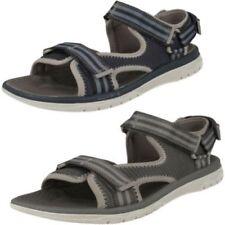 Calzado de hombre sandalias textiles Clarks