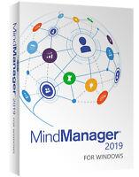 Mindjet Mindmanager 2019 Official Site Full Software + License - 6 PCs Windows