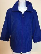 Chicos Zenergy Zip Front Jacket Size 1 Your Choice