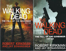 The Walking Dead Fall Of The Governor Part 1 & 2 Trade Paperback English edition