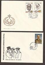 Hunting Polish Stamps