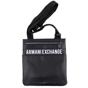 Armani Exchange Men's Shoulder Bag 952282 0A833 black