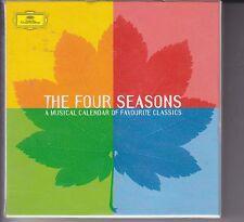 The Four Seasons: A Musical Calendar (4 CD, 2003) Deutsche Grammophon