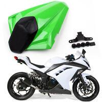 Seat Capot arrière Capot Pour Kawasaki Ninja 300R / EX300R 2013-2015 Green AF