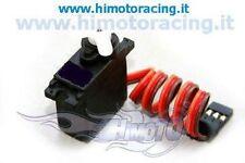 B7012 Mini servo himoto 1.3 / 1.5kg velocità 0.10/sec/60° Voltaggio op.4.8v/6,0v