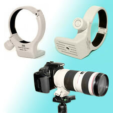 Tripod Mount Ring Collar A II (W) for Canon 70-200mm f/4L IS USM Flocked SSW NIB