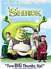 Shrek (DVD, 2001, 2-Disc Set, Special Edition)