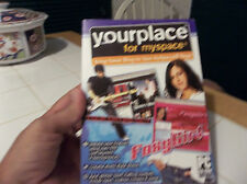 YOURPLACE FOR MYSPACE (BRING SOME BLING TO YOUR MYSPACE PAGE)