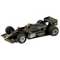 Minichamps Lotus Renault 97T #12 Ayrton Senna 1985 1/18