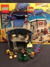 Retired LEGO Set 4981 SpongeBob SquarePants Chum Bucket Nickelodeon 95% As Is