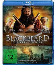 BLACKBEARD - SCHRECKEN DER MEERE UNCUT (ANGUS MACFAYDEN,...)   BLU-RAY NEU