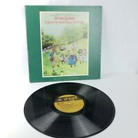 Peter Rabbit Tales of Beatrix Potter Vinyl Record Royal Ballet Film Soundtrack