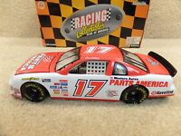 New 1997 Action 1:24 Diecast NASCAR Darrell Waltrip Parts America Red 1984-1986