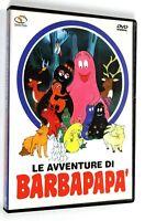 DVD LE AVVENTURE DI BARBAPAPA' 1973 Animazione