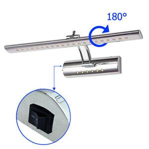 7W LED Spiegel-Leuchte Badlampe Schminklicht Schrank-Beleuchtung Bilderleuchte