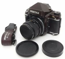 Rare Pentax 67II Limited Edition, with Pentax SMC 105/2.4 lens