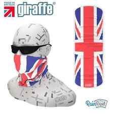 G566 Regno Unito Union Jack Bandiera Bandana Copricapo Fromlowitz multifunzionale Fascia Per Capelli