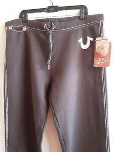 True Religion NWT Knit Sweat Pants XL