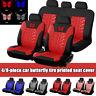 Car Seat Covers for Auto SUV Truck Van -4/9pcs Universal Protectors 4 Colors Hot