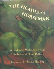 The Headless Horseman: A Retelling of Washington I