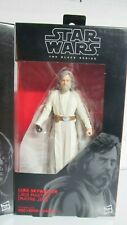 Star Wars Black Series Luke Skywalker (Jedi Master) #46 - 6 inch Figure