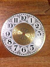 """NOS 6"""" Clock Dial Pan LOT M573"""