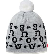 SUPREME Snow Beanie White Box Logo camp cap pom knit hoodie F/W 14