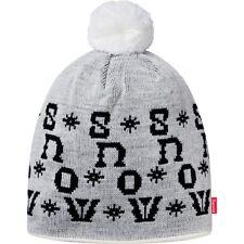SUPREME Snow Beanie White Box Logo camp cap pom knit hoodie F/W 14