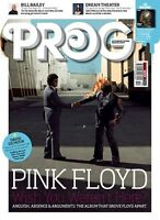 PROG Magazine No 59 Pink Floyd Wish You Were Here DAVID GILMOUR FREE CD SEALED