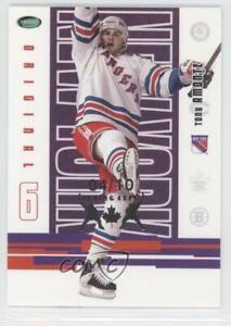 2003-04 Parkhurst Original Six New York Rangers Spring Expo /10 Tony Amonte #33